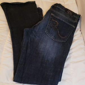 Rock and Republic jeans EUC size 12